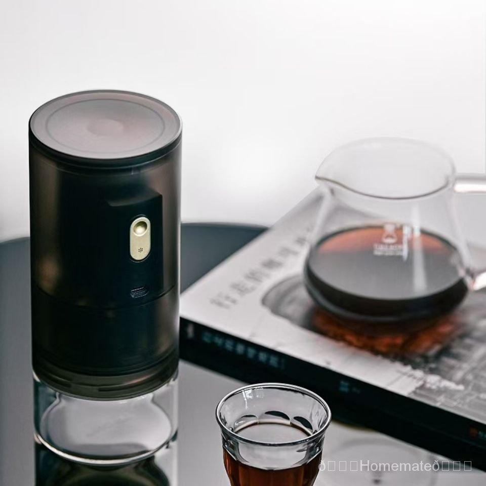 格調㉢生活 Grinder go電動咖啡豆研磨機 家用小型咖啡磨豆機 自動便攜