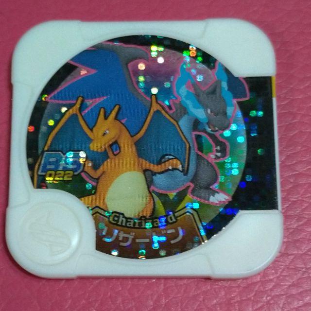 現貨 神奇寶貝pokemon tretta 卡匣 特別01彈 大師等級 級別 四星 4星 超級噴火龍X