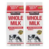 免運 低溫宅配 #855679 科克蘭全脂鮮乳 1.89公升X2瓶 好市多 COSTCO 好市多線上購物 代購