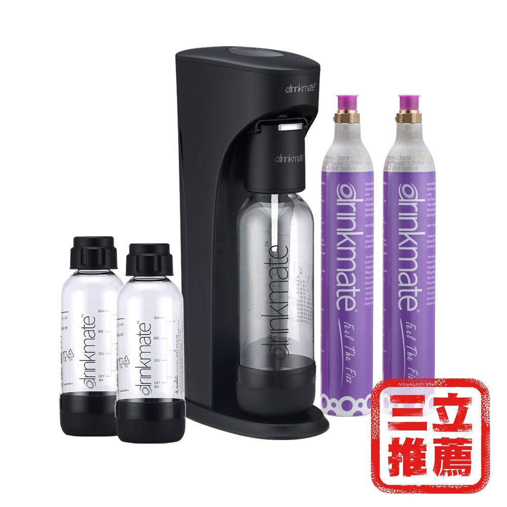 【美國Drinkmate】Rhino 410氣泡水機(犀牛機、氣泡機) / 全配-電電購