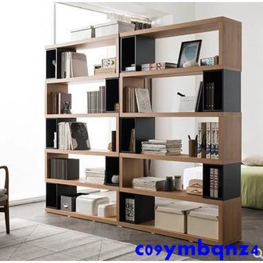 yoyo繽紛現代 創意 書房 書架 多層 展示架 落地組合 書櫃 辦公室 置物架省 空間 書架 置物架