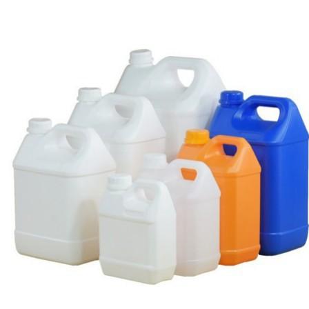 5公斤專拍塑膠方桶形酒桶包裝桶壺扁桶密封桶食品級加厚 海麗代購%
