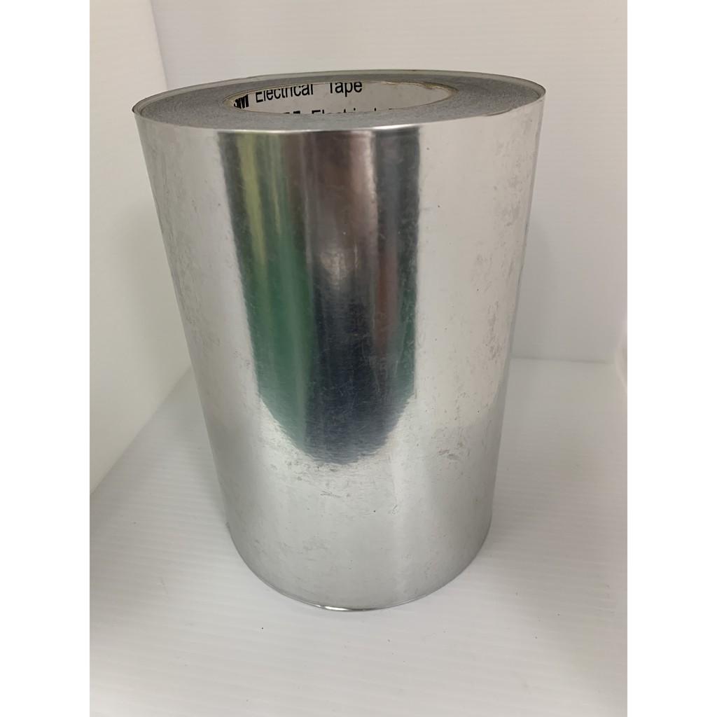 小雨3M膠帶3M EKA-1 PET/鋁箔膠帶 金屬導電膠帶
