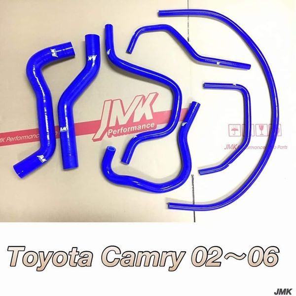 《奉先精裝車輛賣場》Toyota 豐田   Camry 冠美麗 02-06  強化矽膠水管 強化水管 防爆水管