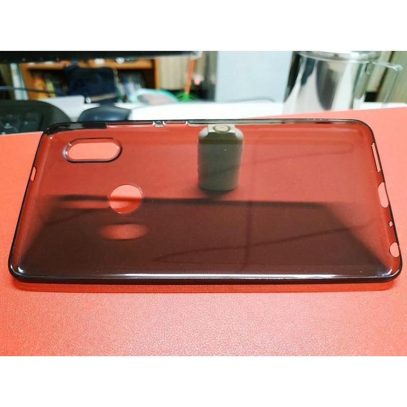 二手 黑色 紅米 Note5 原廠 保護套 Note 5