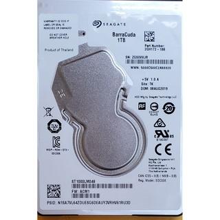 【2.5吋二手硬碟】筆電硬碟  SEAGATE 1TB/ 7200轉   WD 250G 320G 500G..... 桃園市