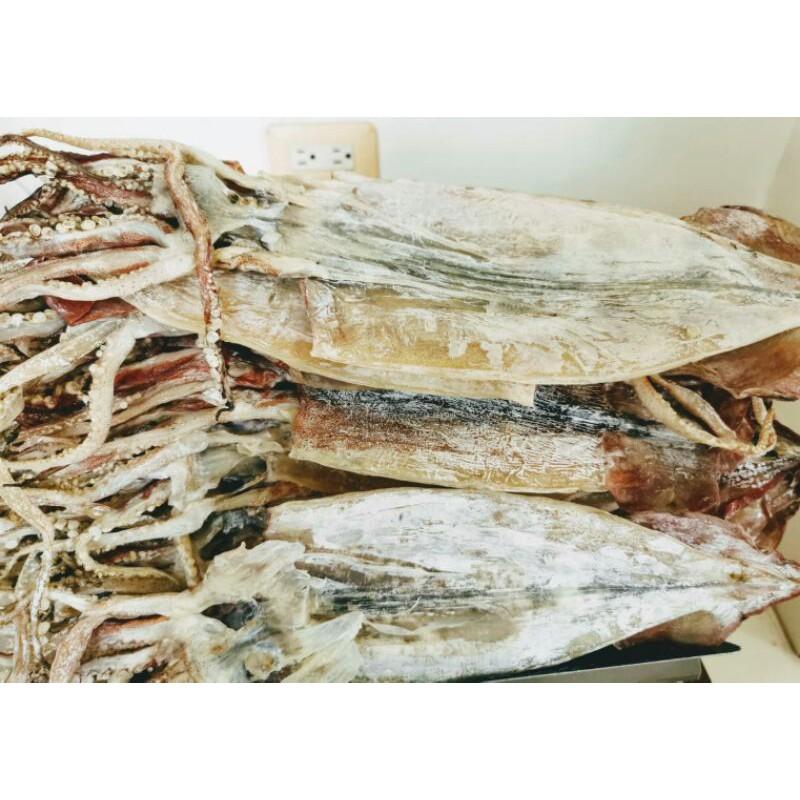 阿根廷魷魚(100-125g) 尤魚乾(今年最新鮮入港)乾魷魚 魷魚乾 一夜乾 魚翅 魷魚 魚乾 日本干貝 乾貨