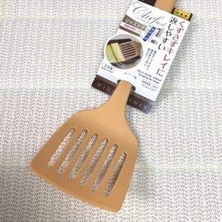 日本製 玉子燒鍋鏟 耐熱尼龍膠鏟 180度 新竹縣