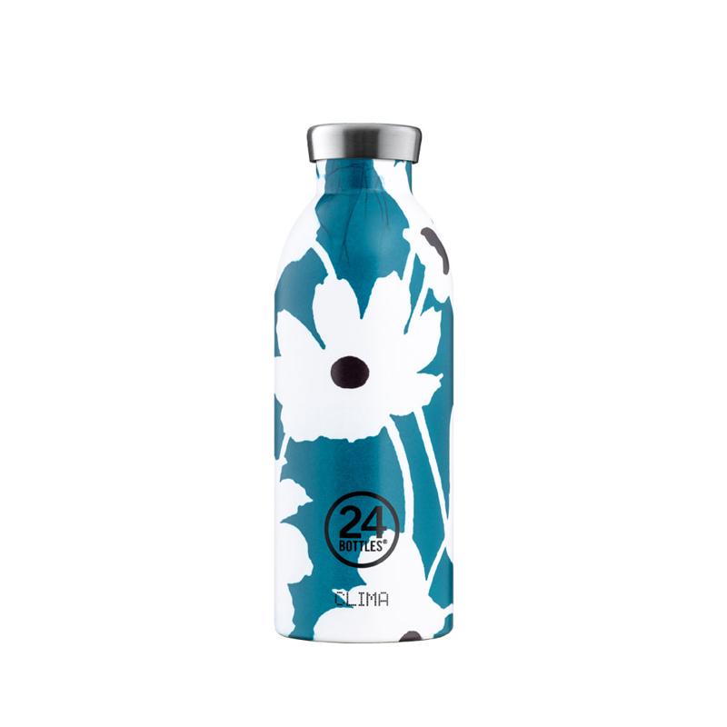 【24Bottles 城市水瓶】不鏽鋼雙層保溫瓶 500ml/木蘭
