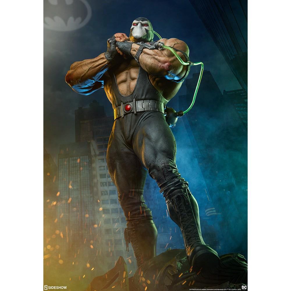 【撒旦玩具 SatanToys】預購 Sideshow DC漫画【蝙蝠侠】班恩 雕像 Batman Bane 英雄 美漫