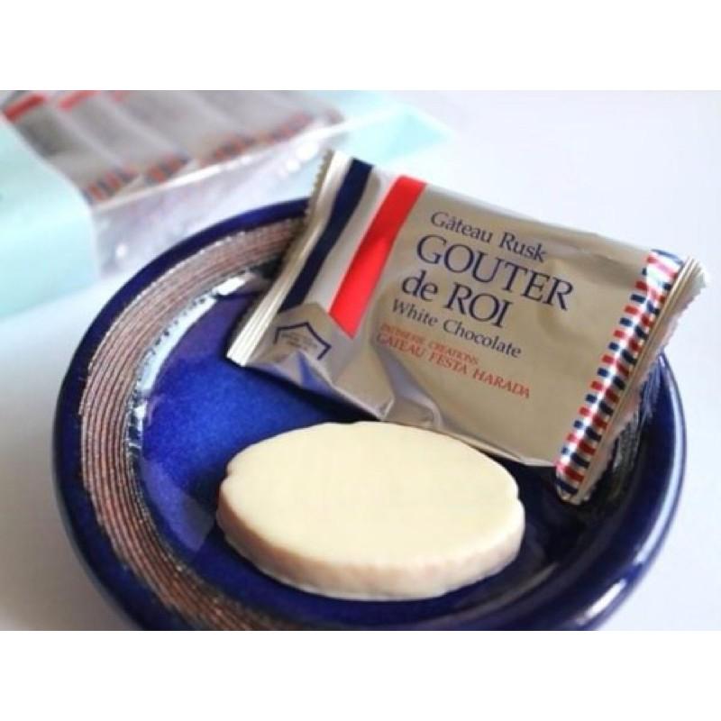 #冬季限定白巧克力法國麵包脆餅 9入裝