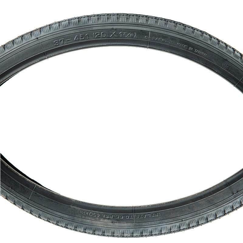 正新輪胎 20 x 1-3/8 細紋 20*1 3/8 自行車外胎內胎 451單車外胎 20吋腳踏車輪胎