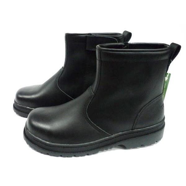 小兔商店~超鐵9807-長筒工作安全鞋-(鞋底防釘款)-PU柱核心氣墊工作鞋-台灣製-參考尺寸表選號