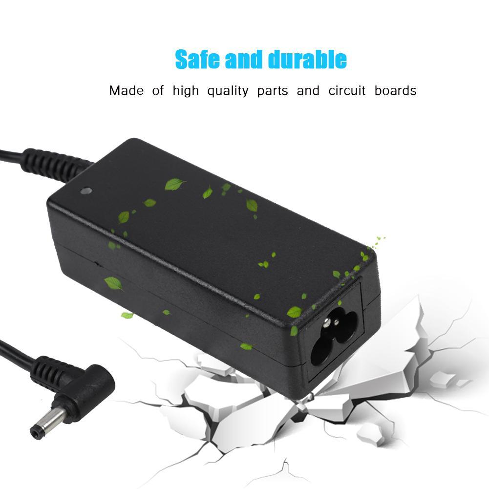 華碩45W 19V 2.37A 4.0 * 1.35mm筆記本電腦筆記本電源適配器充電器100-240V