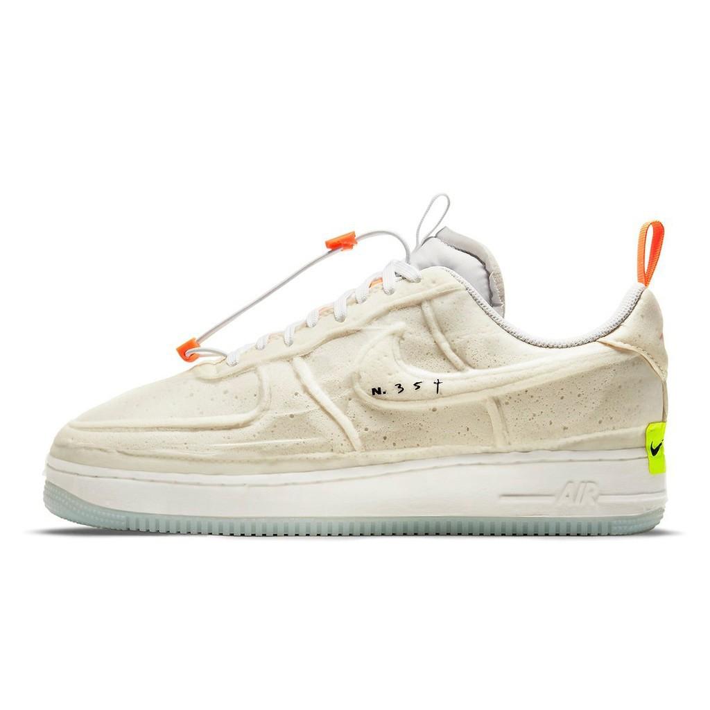 Nike Air Force 1 N.354 米白 CV1754-100 全黑 CV1754-001
