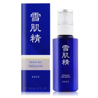 KOSE 高絲 雪肌精 乳液 化妝水(140ml /  500ml)-一般型 /  極潤型 苗栗縣