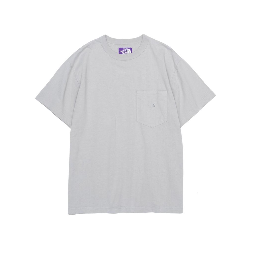 《 小黑痣 現貨 》THE NORTH FACE 紫標 21SS 7oz H/S Pocket Tee 短袖
