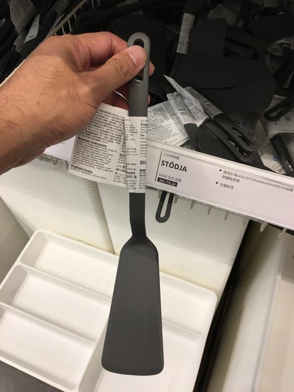 超級代購IKEA熱賣商品-廚房鏟子/鍋鏟炒菜鏟/不粘鍋專用