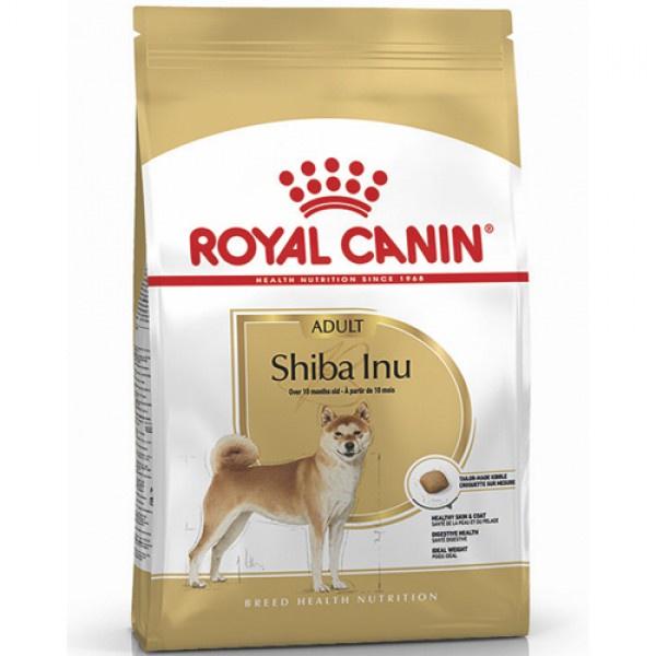 【金王子寵物倉儲】法國皇家Royal Canin / S26(SBI26)柴犬成犬專用飼料 4KG