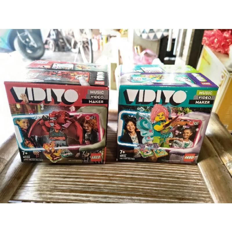 LEGO VIDIYO 43109 43110