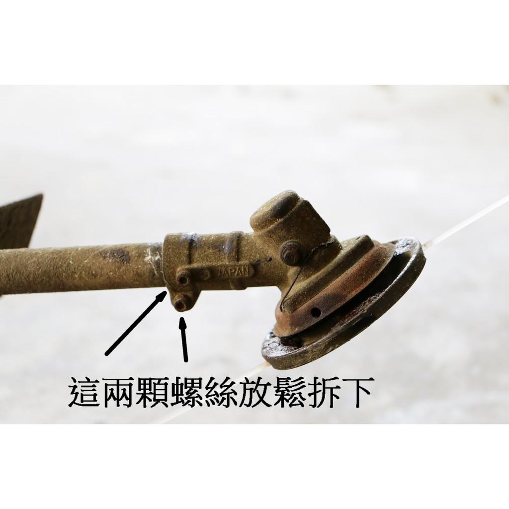 割草機零件;割草機打草頭;割草機機頭;26mm 7齒 割草機齒輪頭