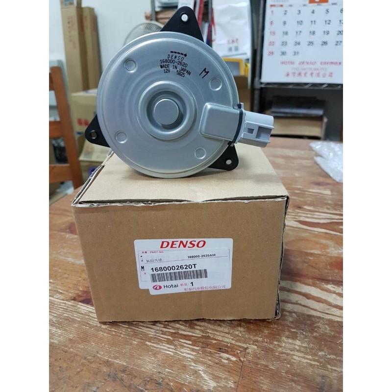 06-16 Previa 2.4 水箱風扇+冷氣風扇馬達(日本DENSO)