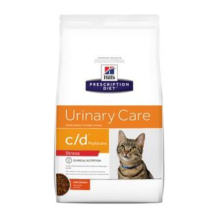 Hills 貓 c/ d cd stress 泌尿 舒緩  希爾思 處方飼料 8.5磅 1.5公斤 新北市