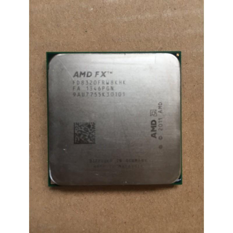 AMD FX-8320E AM3+ CPU 八核心