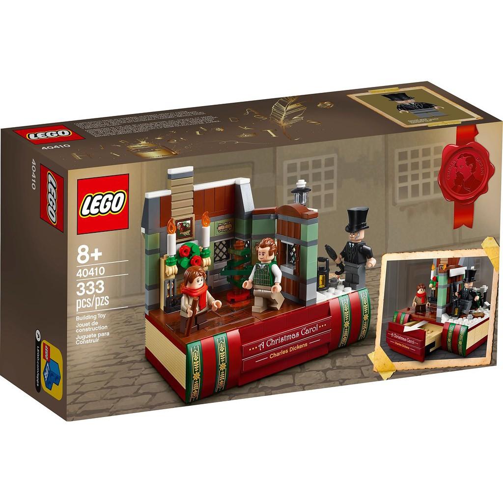 LEGO 樂高 40410 小氣財神 2020聖誕節限定款