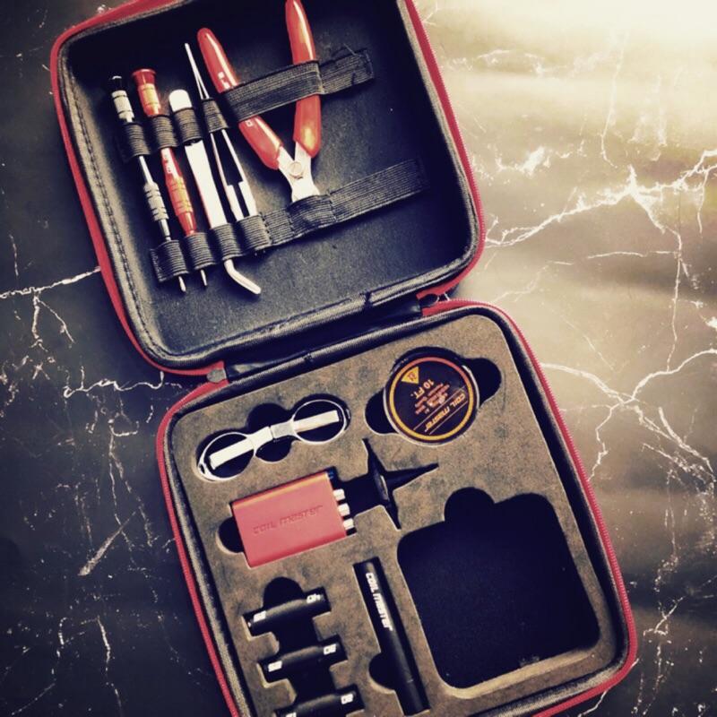 Mr.j vape | Coil Master工具包