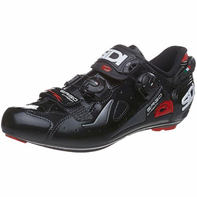 Sidi Ergo 4 Road Shoes 公路車鞋 (黑色)