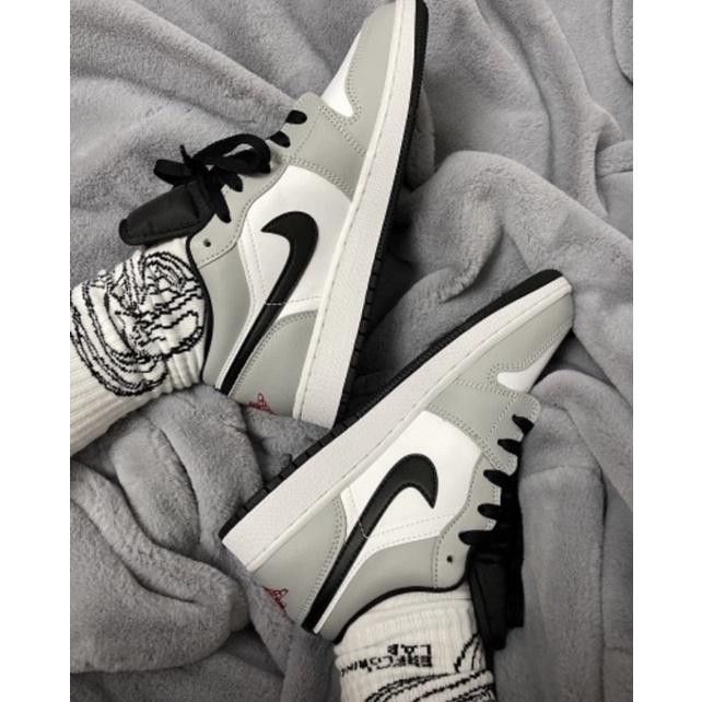 Air Jordan 1 low Light smoke grey 小Dior Aj1 low煙灰