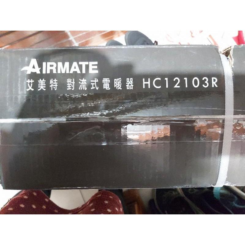 AIRMATE艾美特對流式電暖器