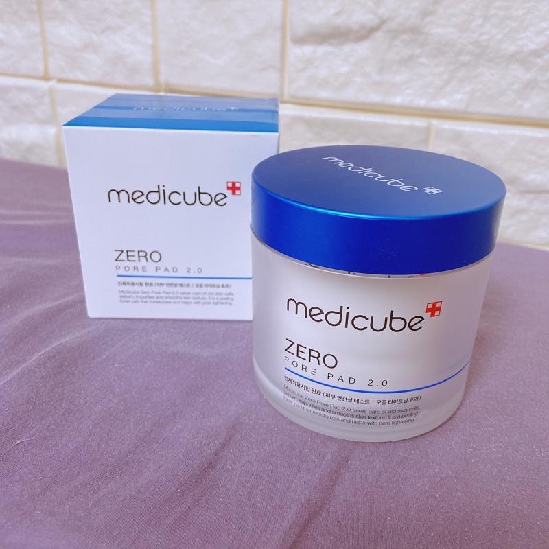 medicube ZERO 毛孔爽膚棉2.0