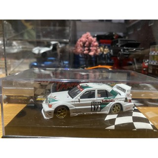 Microchamps 1/ 64 Mercedes Benz 190E Evolution2 DTM 賓士 1:64 桃園市