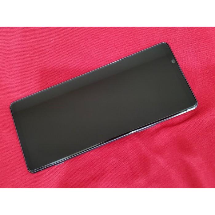 ※聯翔通訊 台灣大哥大保固2021/10/6 紫色 Sony Xperia 1 II 8G/256G ※換機優先
