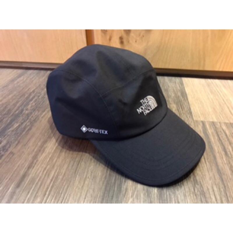 全新現貨 THE NORTH FACE TNF GORE-TEX 老帽 棒球帽 帽 五分割帽 日版