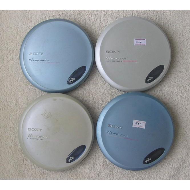 SONY D-EJ775 CD 隨身聽(問題機!)(賣場滿699發貨)