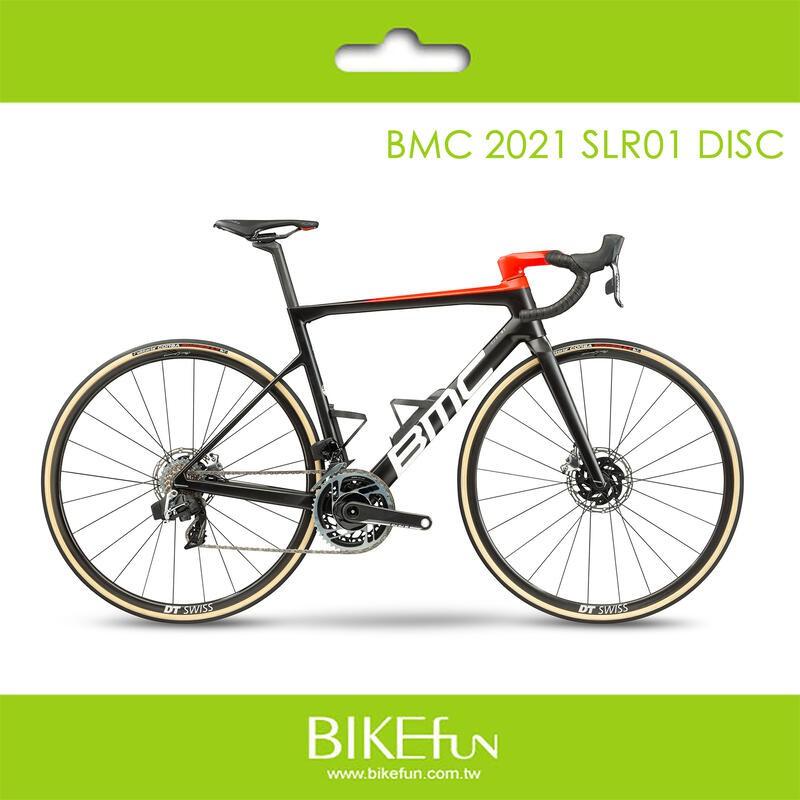 BMC 2021 SLR01 DISC 成車/碟煞公路車 一級爬坡車 瑞士精品 環法冠軍車款 BIKEfun拜訪單車