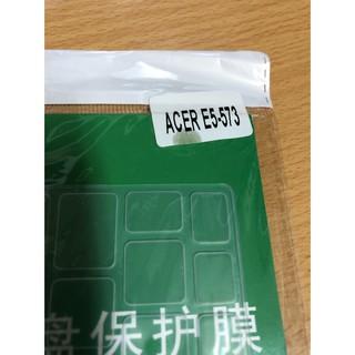 ACER E5-573 E5-573G E5-574 E5-574G 宏碁 專用鍵盤膜 保護膜只有一張 彰化縣