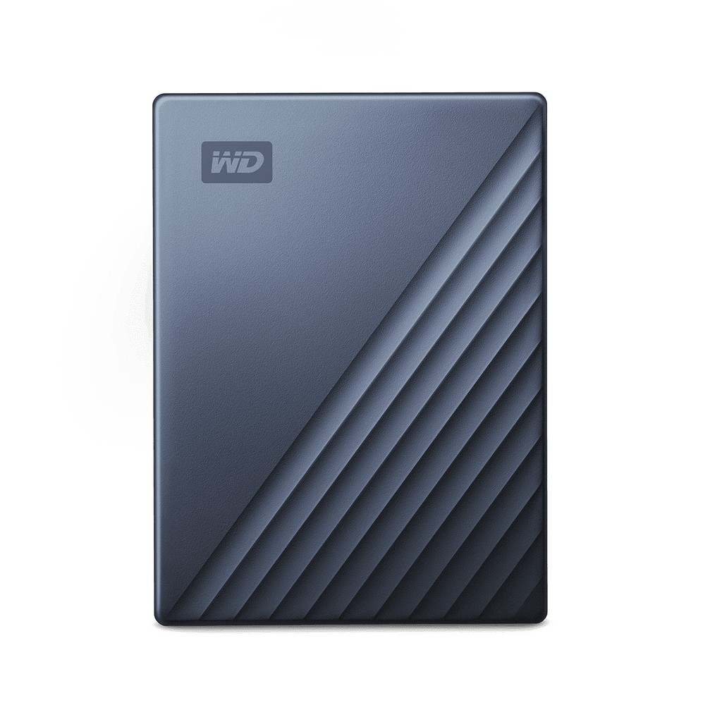 WD My Passport Ultra 2.5吋外接式硬碟 5TB (Type-c接頭) -HC688