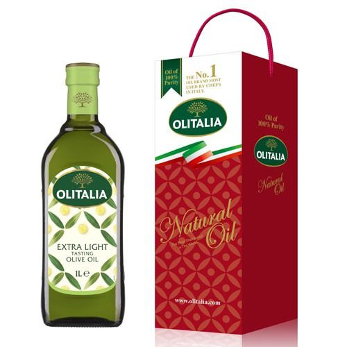 奧利塔 Olitalia 精緻橄欖油 (1000ml)