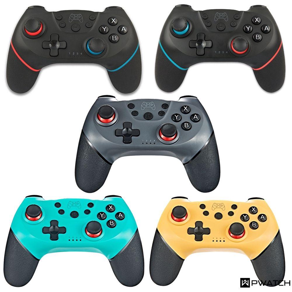 黑色Wireless Pro Controller遊戲手柄Joypad Remote for Nintendo Swit