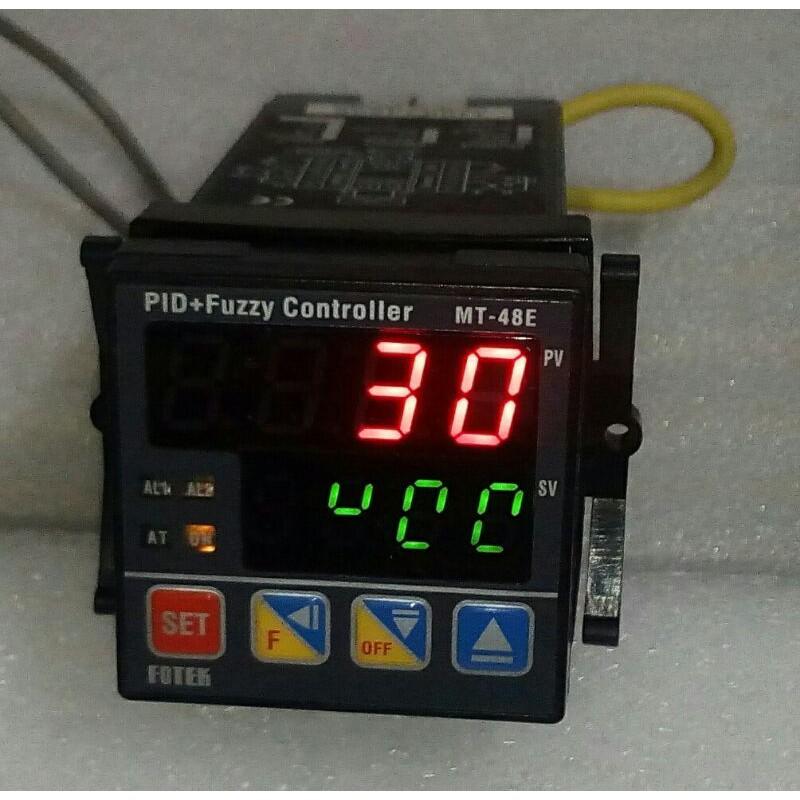 🌞台灣 FOTEK 陽明 MT-48E 溫度控制器 MT48-R-E 繼電器輸出 PID+Fuzzy 智慧型 .已售完