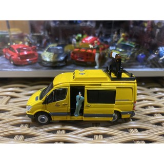 TINY Mercedes benz sprinter 微影 賓士 1/ 64 1:64 桃園市