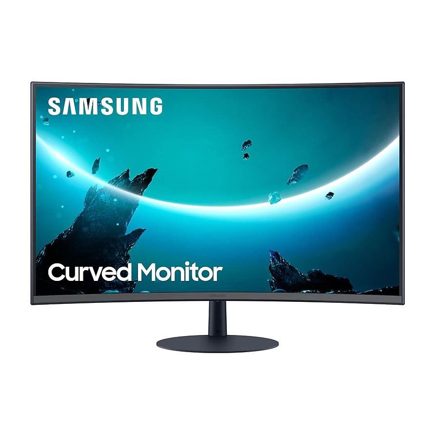 SAMSUNG C24T550FDC 24吋 曲面 螢幕 1000R 75HZ FREESYNC