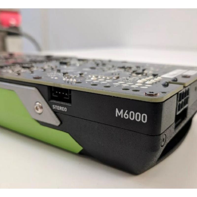 Nvidia Quadro M6000 GDDR5 12GB 頂級專業工業繪圖 顯示卡 3072 Cuda Cores