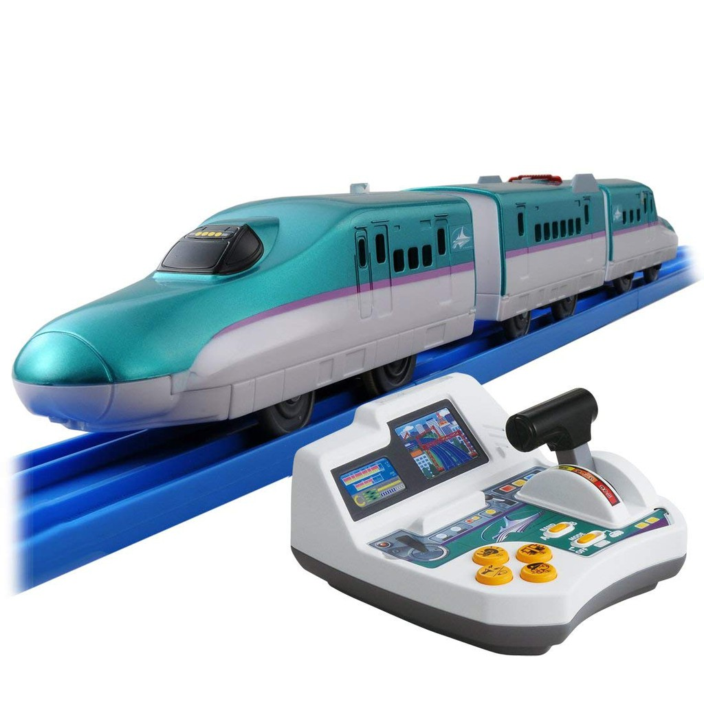 TAKARA TOMY 鐵道王國 北海道新幹線  PLARAIL 遙控 列車