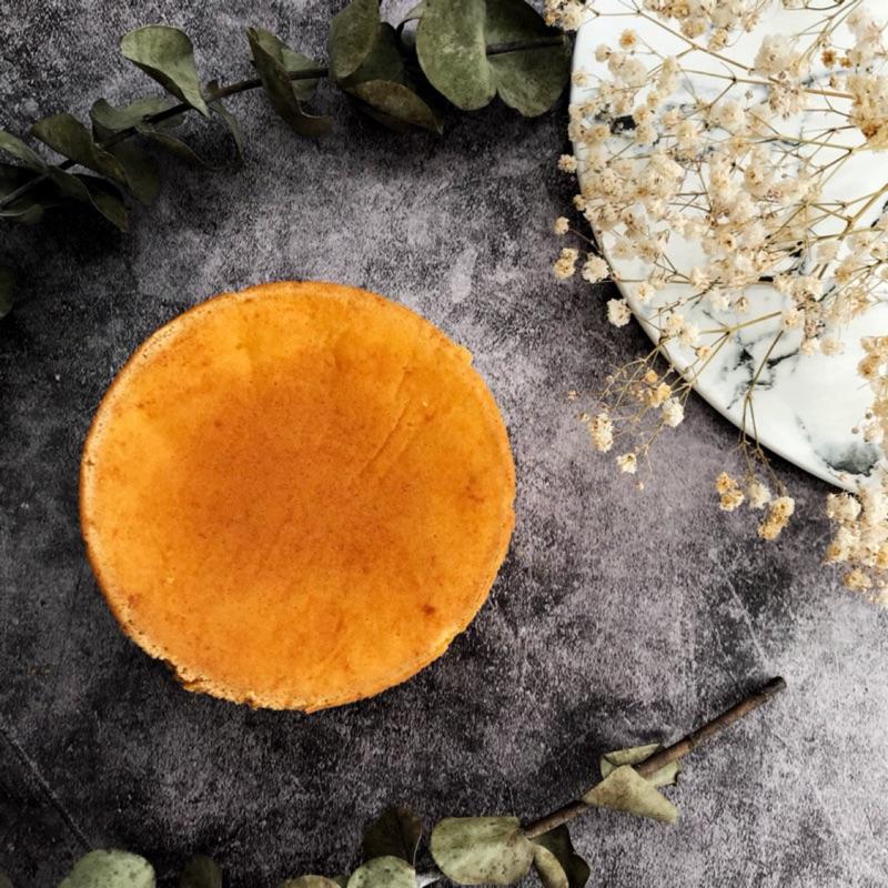 黃正宜生酮餐 無澱粉橙蜜蛋糕4吋/6吋