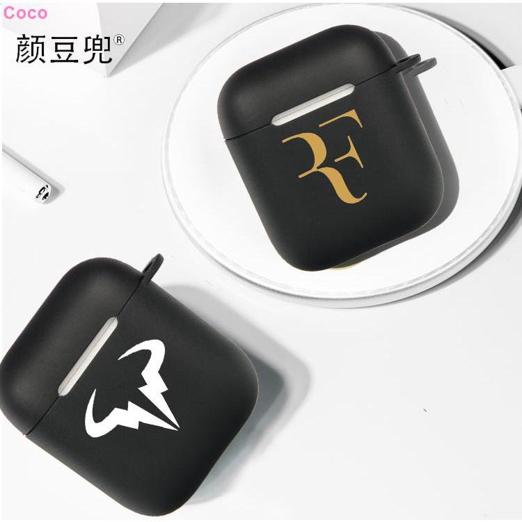 網球Nadal納達爾RF適用airpods Pro保護套2/3三代蘋果藍牙耳機套🌸